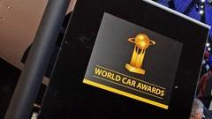 Finalistes de la voiture mondiale de l'année WCOTY 2016