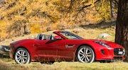 Essai Jaguar F-Type S AWD Convertible : Une transmission pour la Suisse !
