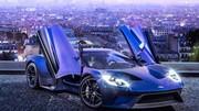 Ford GT plus belle supercar de l'année Festival International Automobile