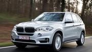 Essai BMW X5 xDrive 40e : Vert