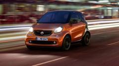 La Smart Fortwo voiture est la plus volée en France en 2015