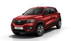 La Renault Kwid aperçue en Europe