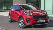 Essai Kia Sportage : L'as de la séduction