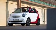 Essai Smart Fortwo Cabrio : Concentré de plaisir