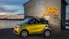Essai Smart Fortwo cabriolet 2016 : Strip tease
