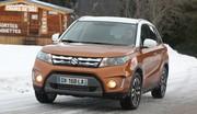 Essai Suzuki Vitara 1.6 DDiS 120 TCSS Allgrip 4X4 : La vie en double... embrayage