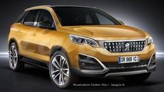 Peugeot 3008 2 (2016) : Tous ses secrets dévoilés avant le Mondial