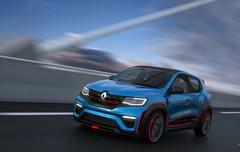 La Renault Kwid enfile sa tenue de sport