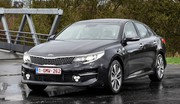 Essai Kia Optima 1.7 CRDi 7-DCT : La séductrice