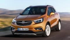 Nouvelle Opel Mokka (2016) : Premières photos de la version restylée