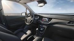 Opel Mokka X: connecté