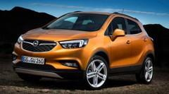 Opel Mokka X 2016 : repoudrage pour le Salon de Genève