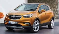 Opel Mokka restylé : classé X