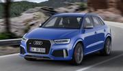 Audi RS Q3 Performance : petit plus pour Genève