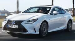 Essai Lexus RC 300h : être et paraître