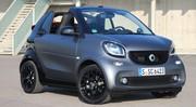 Essai Smart Fortwo Cabrio : 1 capote, 3 positions