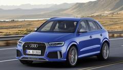 Audi RS Q3 Performance : Cœur de RS3