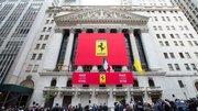 Ferrari : ventes en hausse en 2015 mais confiance des investisseurs en baisse