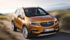 Opel Mokka restylé 2016 : un SUV né sous X