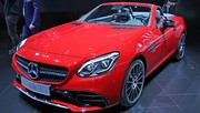 Mercedes SLC : les tarifs