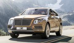 Bentley confirme un Bentayga coupé