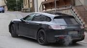 La Porsche Panamera Shooting Brake surprise sur la route