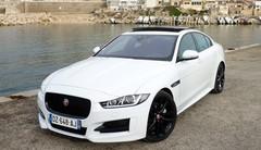 Essai Jaguar XE Diesel 180 ch : Des griffes bien limées