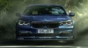 BMW Alpina B7 biturbo : une Série 7 de 608 ch
