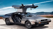 DeLorean DMC12 : la production va reprendre en 2017