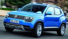 Volkswagen : le Taigun ne sera pas produit