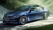 Alpina B7 biturbo : la M7 que BMW ne produira pas
