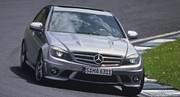 Mercedes C63 AMG : La poudre d'escampette
