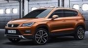 Seat Ateca : Le nouveau SUV espagnol !