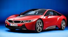 Genève 2016 : M760Li xDrive, iPerformance, i8 Protonic Red Edition…