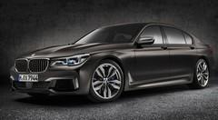 BMW M760Li xDrive : presque une M7