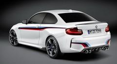 BMW M2 : ouverture du catalogue M Performance
