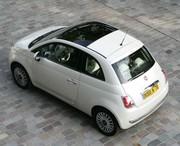 Essai Fiat 500 1.4 100 ch Lounge : Avancez nu dans la rue