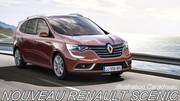 Renault célèbre les 20 ans du Scénic en l'annonçant pour Genève