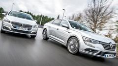 Essai Peugeot 508 1.6 BlueHDi 120 vs Renault Talisman 1.6 dCi 130 4Control :  Mise au point