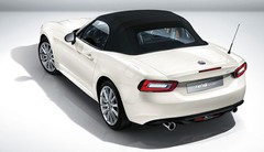 Tarif : la Fiat 124 Spider à partir de 25 990€