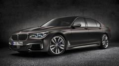BMW M760Li xDrive, la patte M et 600 chevaux en action