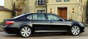 Lexus LS 600h, le luxe pour l'écologie