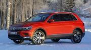 Prise en mains Volkswagen Tiguan : première rencontre probante