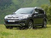 Essai Citroën C-Crosser : L'un des derniers mais pas le moindre