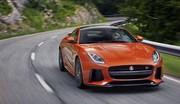 Les infos et le prix de la Jaguar F-Type SVR avant le salon de Genève