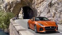 La Jaguar F-Type SVR confirmée et commercialisée