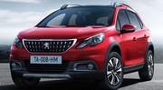 Peugeot 2008 restylé : première image en fuite avant Genève