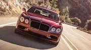 La Bentley Flying Spur V8 S 2016 dévoile ses 521 chevaux