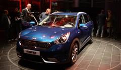 Kia Niro : à bord du nouveau SUV hybride de Kia