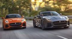 La Jaguar F-Type SVR est officielle !